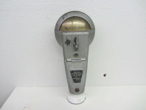 Vintage Duncan Miller 60 Two Hour Parking Meter Penny Nickel Dime - Working