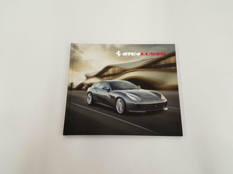 Ferrari GTC4 Lusso Brochure