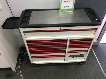 13 Draw Stainless Steel SP Tool Chest