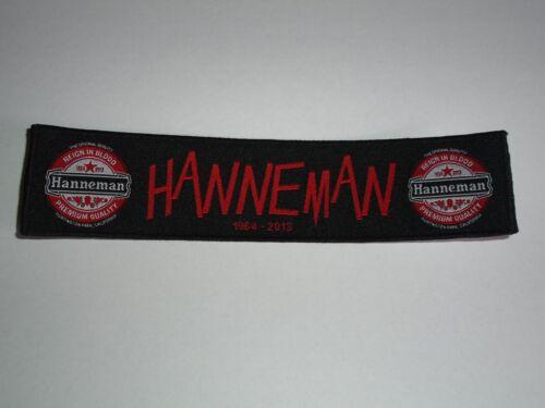 SLAYER HANNEMAN WOVEN PATCH