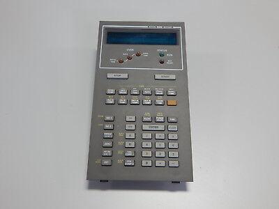 Agilent Hp 5890 Series Ii Keypad Display Assembly Pn 05890-61367 05890-6...