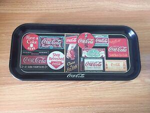 Plateau Coca Cola style antique