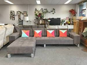 DELIVERY TODAY BEAUTIFUL MODERN L shape corner lounge FOR SALE Belmont Belmont Area Preview