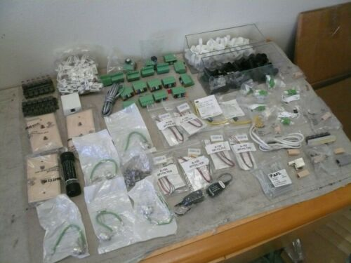 Large Lot of DSL and Telecom Installation Parts and Accessories