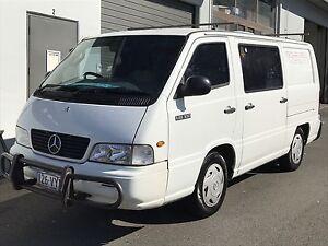 Mercedes Campervan Ashmore Gold Coast City Preview