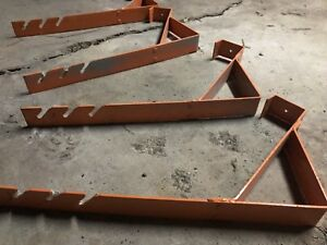 Roofing Jacks x4  as shown