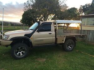 2001 Nissan Patrol Ute Grafton Clarence Valley Preview