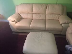 Couch love-seat 2 end tables