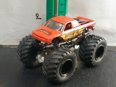 Hot wheels Monster jam Desperado 1:64 Scale