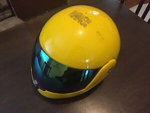 Motorcycle helmet - flip up full face style Cardiff Lake Macquarie Area Preview