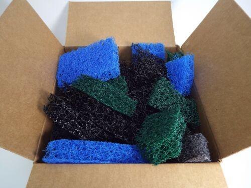 Green Vista Bio-Chunks Filter Media for Koi Pond and Water Garden Filtration