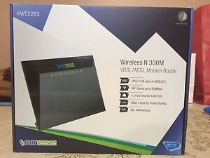 Wireless Modem Router (brand new)