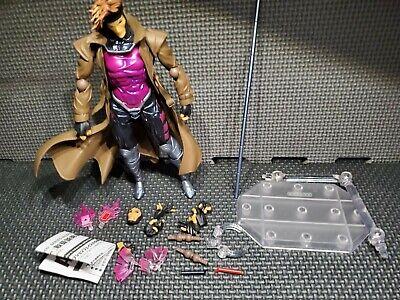 AUTHENTIC Gambit Amazing Yamaguchi Revoltech Figure X-Men marvel