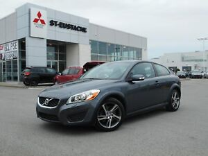 2013 Volvo C30 T5 **CUIR**TOIT**BLUETOOTH**MAGS