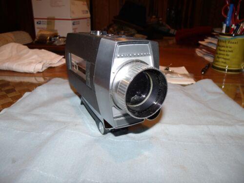 BELL & HOWELL AUTOLOAD FILMSOUND 8 MODEL 8432 S
