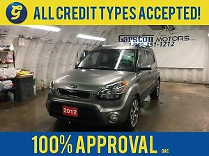 2012 Kia Soul 4u*POWER SUNROOF*INFINITY AUDIO*HEATED FRONT SEATS