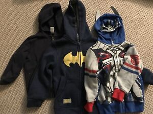 Boys clothes, size 5 & 6