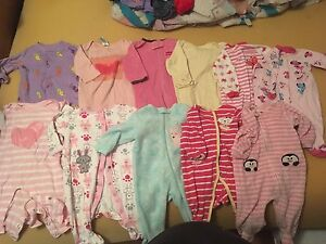 Baby Girl Clothes 3-6m