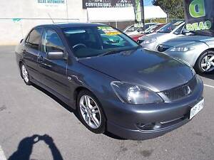 2005 Mitsubishi Lancer VRX Sedan-AUTOMATIC Mitchell Gungahlin Area Preview
