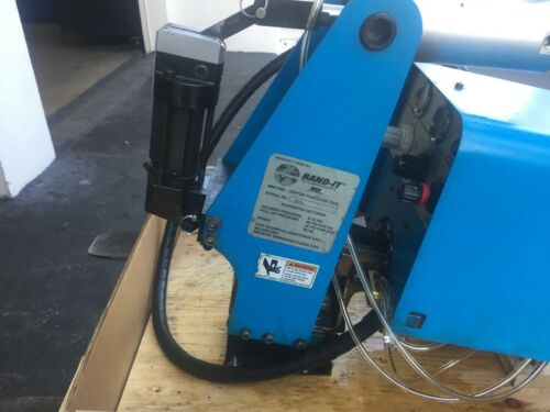 Band-It SM1700 Pneumatic Center Punch