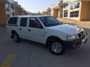 Holden Rodeo Dual-Cab Ute 2002 Rouse Hill The Hills District Preview
