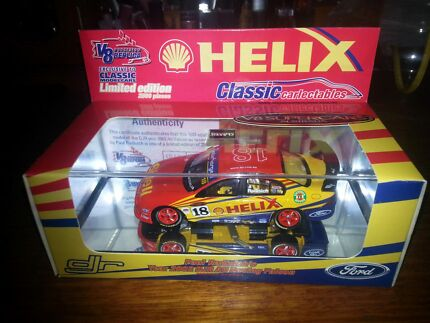 DJR Paul Radisich 2002 V8 Supercar model 1:43 Lenah Valley Hobart City Preview