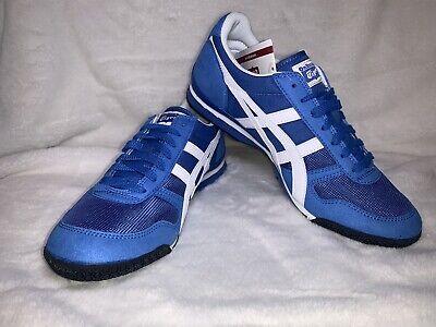 Onitsuka Tiger Ultimate 81 Blue / White Men's Shoe size 10