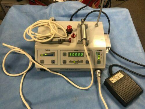 Aseptico Dental Implant Console AEU-757 , 2 qty  Motors , 1 qty handpiece 18:1