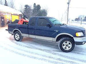 2003 Ford F-150 4x4