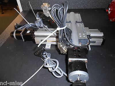 Parker Daedal 081-8096 Rev A Linear Actuator X-y Axis W Compumotor Zeta57-51-mo