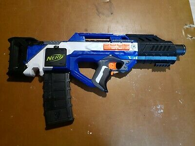 Elite Nerf rayven w/worker Kit