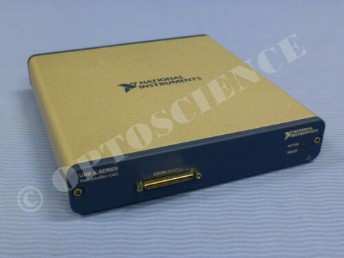 National Instruments USB-6361 Data Acquisition Device X-Series Multifunction DAQ