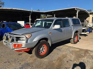 FORD RANGER PK/PJ XL AUTO 3.0L (NOW WRECKING COMPLETE VEHICLE)