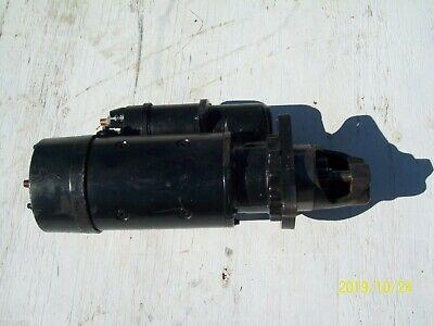Delco Remy 1988451 Rebuilt Starter Motor