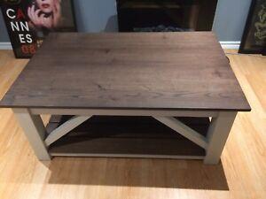Custom Modern Coffee Table
