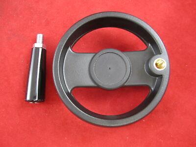 Flair Hpi-100hh-516 Plastic Handwheel And Revolving Handle
