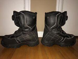 Dirt bike/heavy winter boots FXR Racing SIZE 8