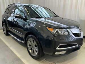 2013 Acura MDX Elite Package SH-AWD