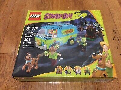 LEGO 75902 Scooby Doo The Mystery Machine Brand New Nice mint box