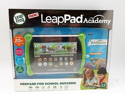 Leap Frog Leap Pad Academy: Ages 3 - 8 | Green Cover (TOY344)