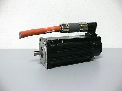 Allen Bradley Vpl-b0753f-pj12aa Kinetix Brushless Ac Servo Motor 480v 6600 Rpm