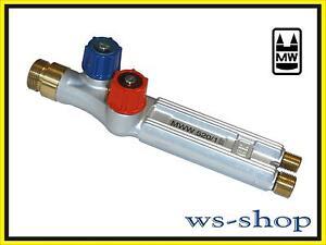 Griffstück 520 / 1 ZIS MWW (Acetylen, Propan und Sauerstoff) Autogen Handgriff