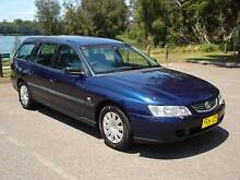 Long REGO. 2003 Holden Commodore Wagon Lansvale Liverpool Area Preview