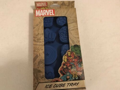 Marvel Comics - Ice Cube Tray Captain America Thor Iron Man Hulk - Loot Crate - $9.99