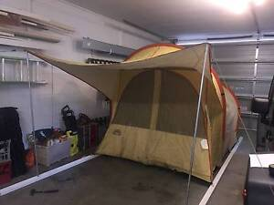 Coleman Genesis 6 Man Tent - That you can stand in! Hawthorne Brisbane South East Preview