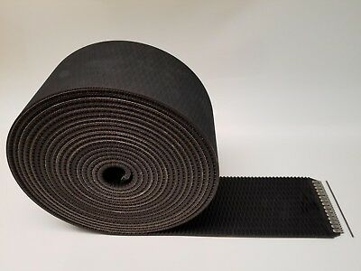 John Deere 582 Maxicut Round Baler Belts 3 Ply Diamond Top Walligator Lacing