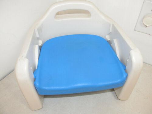 Vintage SASSY SEAT Adjustable Booster Seat Baby Toddler Model 060