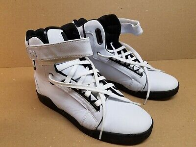 Android Homme Propulsion HI 1.5 white Sneakers Men's 9.5