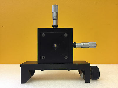 U.s Laser 1020-1 Intracavity 2 Axis Micrometer Xy Adjustable Spatial Filter.