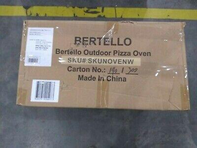 Bertello Outdoor Pizza Oven Black - Bertello One